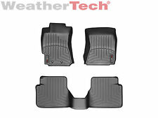 WeatherTech® DigitalFit FloorLiner - 2009-2013 - Subaru Forester - Black