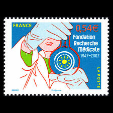 France 2007 - Medical Research Foundation Science - Sc 3359 MNH
