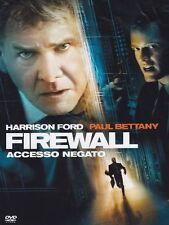 Firewall - Accesso Negato (2006) DVD