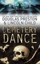 Cemetery Dance: An Agent Pendergast Novel, Child, Lincoln, Preston, Douglas, New