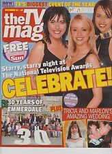 The TV Mag (The Sun) 12 October 2002, National Television Awards