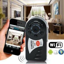 Night Vision Q7 Mini DV P2P WiFi Action LED Hidden IR Security Video Camera TR