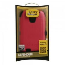 OtterBox Defender Series Case for Samsung Galaxy S4  Pink (Holster Not Included)