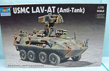 16377 TRUMPETER / USMC LAV - AT ANTI TANK 1/72