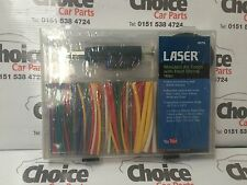 LASER 6076 Torcia con il calore Shrink Tubing set 162pc
