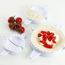 Ravioli Pasta Press Cutters Pasty Turnover Makers, Sizes 9 Cm/12 Cm/15.5 Cm