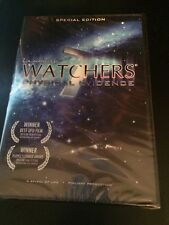 L.A. Marzulli  THE WATCHERS  #7 Physical Evidence  FACTORY SEALED