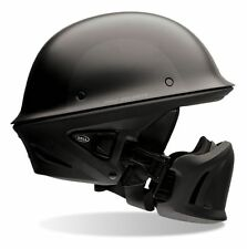 Brand New Bell Arc Rogue 3/4 Motorcycle Helmet with Muzzle Black/Grey Size 2XL