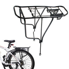 Bicycle Mountain Bike Cycling Rear Rack Seat Post Mount Pannier Luggage Carrier
