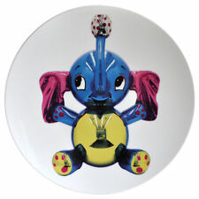Jeff Koons Limited Edition Elephant Celebration Balloon Dog Porcelain Plate