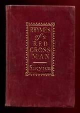 1916 RHYMES OF A RED CROSS MAN Robert W. Service