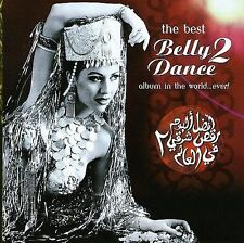 Unknown Artist Best Belly Dance Album - Vol. 2 CD