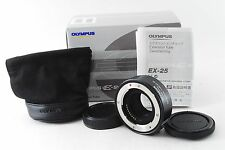 [Mint] Olympus Digital Extension Tube EX-25 For ED 50mm f/2 Macro (160255-R928)