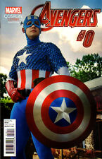 AVENGERS (2015) #0 Cosplay VARIANT Cover 1:15
