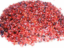 100 Cts Beautiful GENUINE 100% Natural Earth Mine Ruby Rough Gemston Lot  MR100