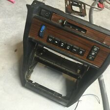Mercedes 190E 16v 2.3 16 16valve Cosworth Center Dash Console