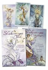 Shadowscapes Tarot by Stephanie Pui-Mun Law and Barbara Moore (2010, Paperback)