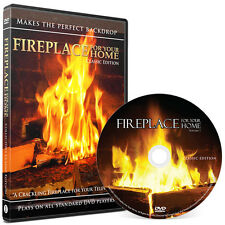 Fireplace DVD: Classic Edition #1 - Our Best Seller!