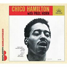 Chico Hamilton With Paul Horn - Chico Hamilton With Paul Horn (CDBOPM 024)