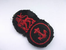 south africa   navy  petty officers cap / beret patch