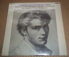 Jean-Rodolphe Kars SCHUBERT Wanderer, Impromptus - London CS 6714 SEALED