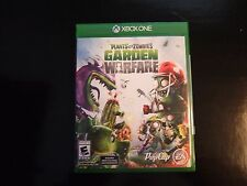 Replacement Case (NO VIDEO GAME) PLANTS VS ZOMBIES GARDEN WARFARE XBOX ONE 1