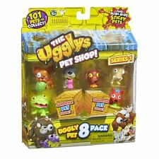 The Ugglys Pet Shop Toy Figure (8-Pack)