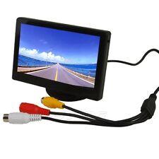 """4.3"""" LCD MONITEUR ECRAN POUR CAMERA DE RECUL VEHICULE"""