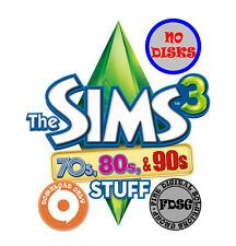 The Sims 3 70s 80s and & 90s (PC&Mac, 2013) Origin Download Region Free