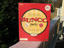 Bunco Party Game By Fundex~New & Factory Sealed!