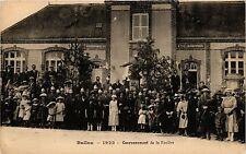 CPA BULLOU - 1922 - Couronnement de la Rosiere (285898)