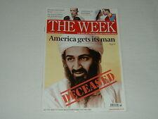 THE WEEK Magazine, 7 May 2011: Bin Laden dead