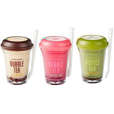 ETUDE HOUSE Bubble Tea Sleeping Pack 100g x 3pcs SET