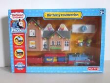 Thomas the Tank Engine Tomy Trackmaster Motorized BIRTHDAY CELEBRATION New NIP