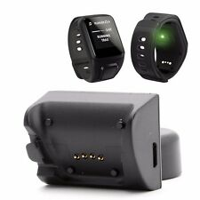 USB Dock Charging Charger & Data Cable for TomTom Spark Cardio Runner GPS Watch