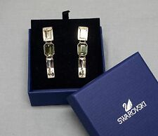 NEW GENUINE SWAROVSKI CRYSTAL Earrings Jewelry NWOT