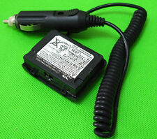 Car Radio Battery Eliminator + Charge FNB-80LI For Yaesu VX-5R VX-6R VX-7R VX-6E
