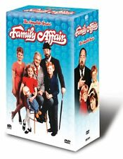 Family Affair Complete Series Season 1-5 DVD Set TV Show Episodes Collection Lot