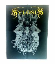 Sylosis Bull Sew On Back Patch NEW OFFICIAL