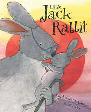 Little Jack Rabbit, McAllister, Angela, New Book