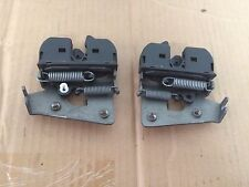 BMW OEM E92 335 328 COUPE 2007-11 PAIR LEFT AND RIGHT REAR SEAT RELEASE LATCH