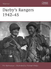 Darby's Rangers 1942-45 by Mir Bahmanyer (Paperback, 2003)