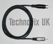Linear amplifier PTT/switching cable for Yaesu FT-450 FT-950 FT-DX1200 (10 pin)
