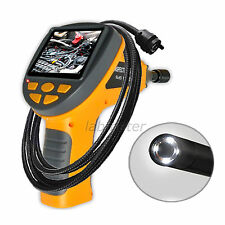 Industrial Video Inspection Borescope Endoscope 10mm Camera Snake Pipe Scope 4M