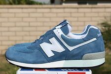 NEW BALANCE 576 SZ 8 BLUE GREY WHITE US576ND3 MADE IN THE USA US576