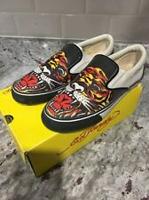 ED HARDY, Woman's Sneakers Size 9