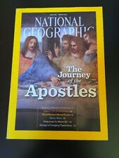 National Geographic March 2012 The Journey of the Apostles