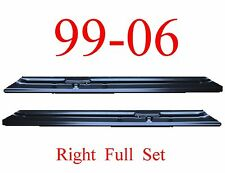 99 06 Full Rocker Panel Set L&R For Extended Cab Trucks Chevy GMC 2.0MM Thick!!
