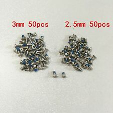100Pcs Repair Screws For Samsung Galaxy S3 S4 i9220 i9300 i9500 NOTE2 N7100