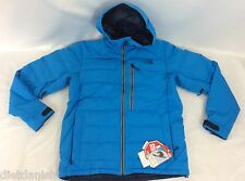 The North Face MEN's Point it Down Hybrid Jacket Blue Aster Size M